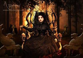 The Widow by annemaria48