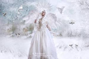 Winter Queen by annemaria48