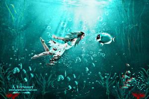 Mermaid 2 by annemaria48
