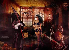 Horror house 2 by annemaria48