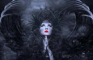 Black Angel by annemaria48