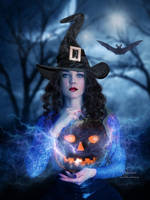 The magic pumpkin by annemaria48