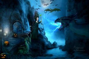 The drake revenge by annemaria48