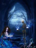 The Dead Call by annemaria48