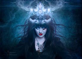 The black spirit by annemaria48