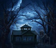 Horror House by annemaria48