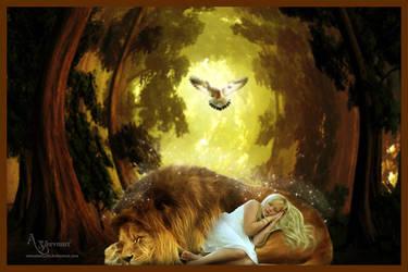The animal spirit by annemaria48