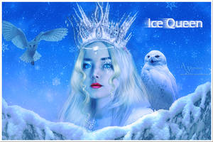 Ice queen by annemaria48