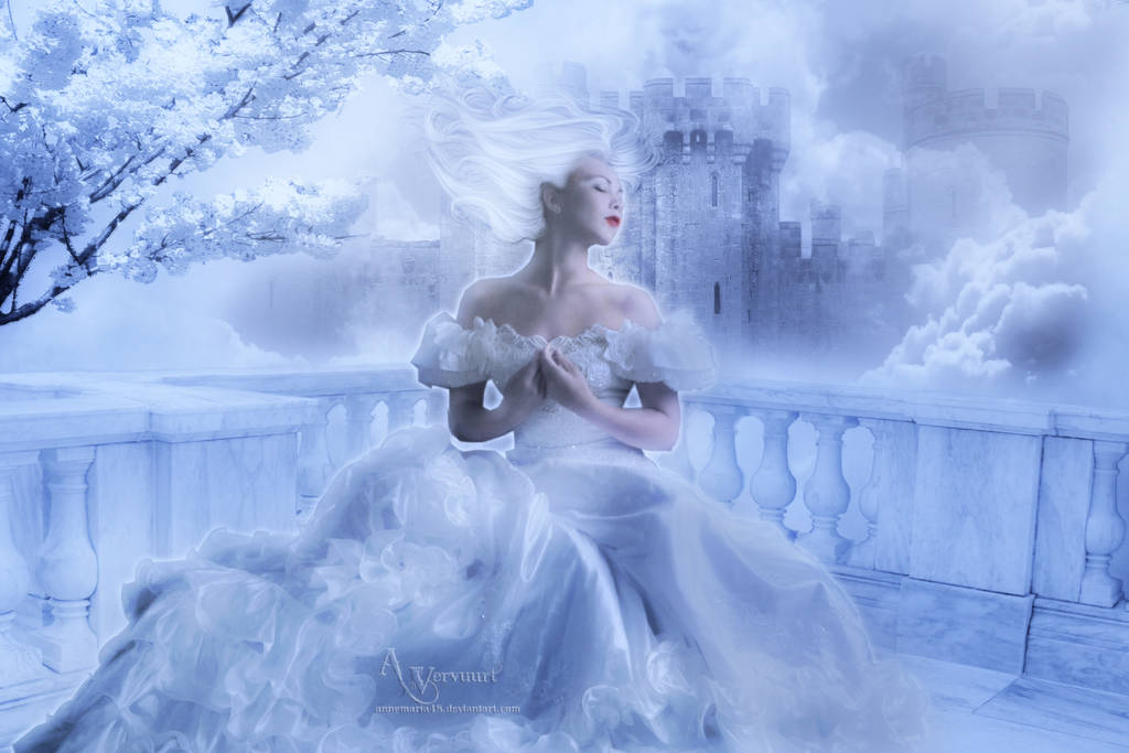 Bridal by annemaria48