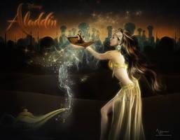 Aladin- Jasmine by annemaria48