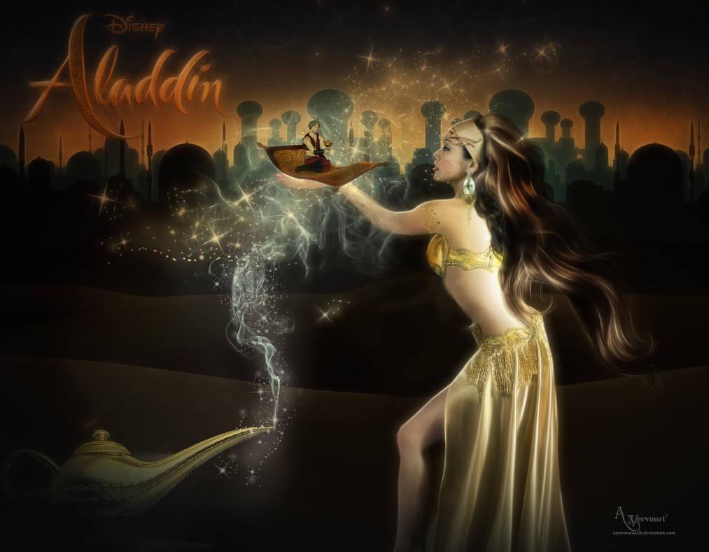Aladin- Jasmine by