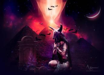 Anubis by annemaria48