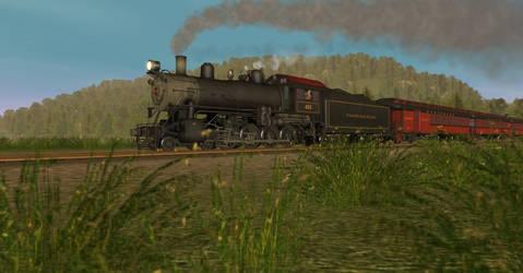 William in Trainz by RyanBrony765
