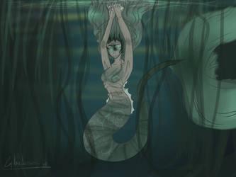 Lol A Siren by DesertedBear