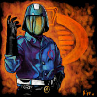 Cobra Commander by Darksun75