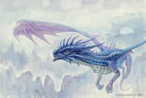 Dragon by Drachenseele