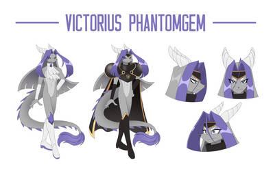 Victorius Pantomgem by LoulouVZ