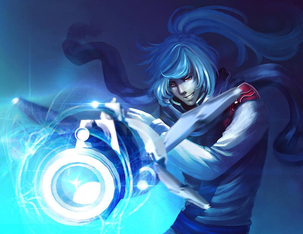 Sicarius_armed by Hika-Vns
