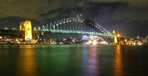 Sydney Bridge by shumacherz