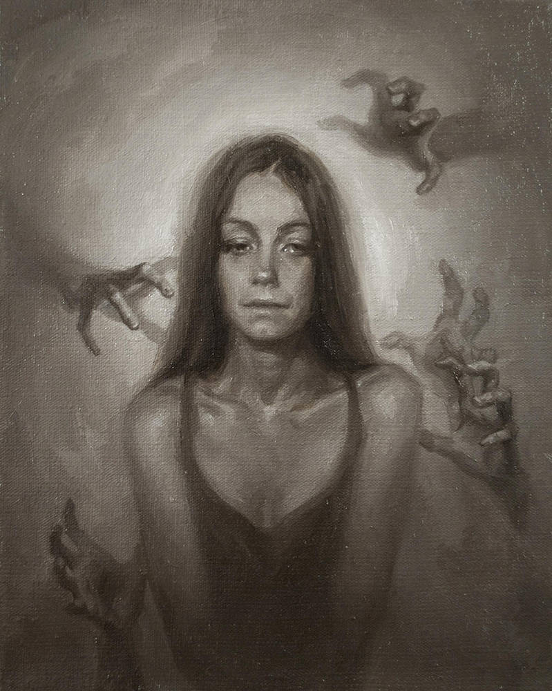 Falling into Depression #1 by ZarinaSitumorang