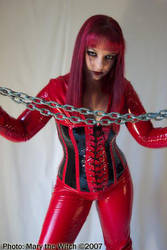 Catsuit Malycia by BLOODYSIS