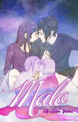 Portada fic Malo - By Aika Yami. by AikaYami1