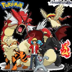 HeroDennis the Pokemon Trainer by DennisStelly
