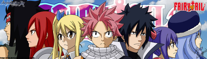 Power of the Dream - Fairy Tail Opening 23 by DennisStelly