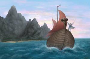 Loth Endei - Wyspa Switu by fragless