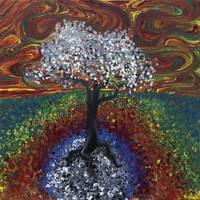 A Tree by Evanrinya