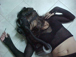 gas Mask by booh