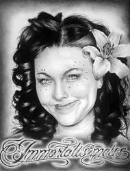 Amy Hartzler by Ashtoreth