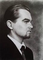 Leonardo DiCaprio by CubistPanther