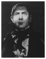 Bela Lugosi by CubistPanther