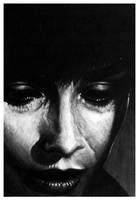 Hepburn by CubistPanther
