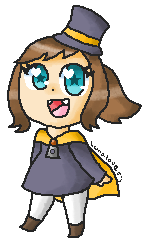 Chibi hat kid by luna-love-aj