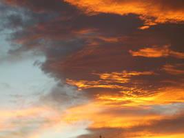 Golden Sky Valley by x-Rainayy-xx