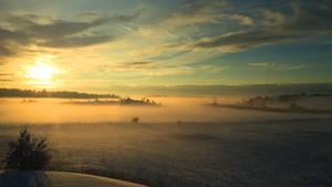 A Swedish Sunset by RockLou