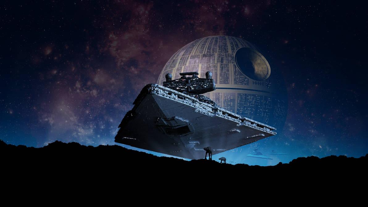Star Wars - Rogue One Wallpaper (No logo) by RockLou