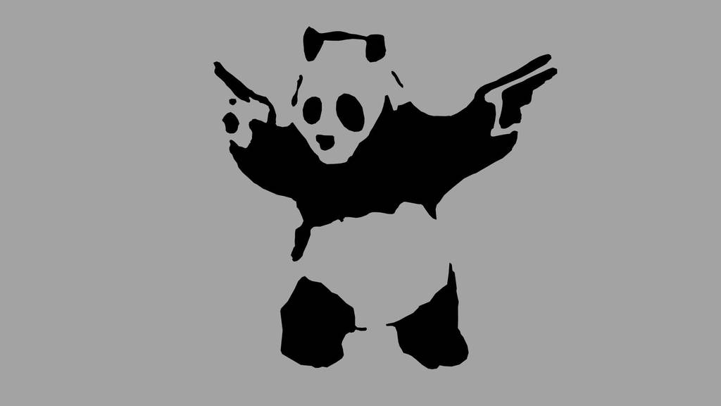 B2k13 Panda by bleech