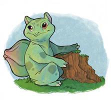 Bulbasaur by julv