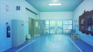 School Hall B by JakeBowkett