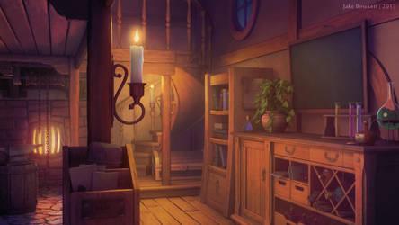 Alchemy Workshop [evening] by JakeBowkett