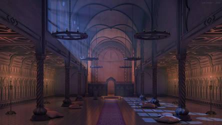 Chapel by JakeBowkett