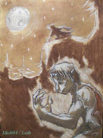 .::R.J. Lupin the Werewolf::. by medi94