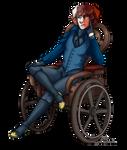 CM || Evelynne by SagaWolf