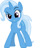 Trixie - Challenge Accepted [S7E02] by sonofaskywalker