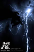 The Dark Knight Returns Movie Teaser Poster by SplendorEnt
