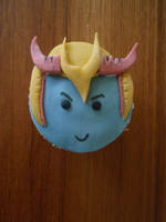 Shyvana Cupcake by Elliesmeria
