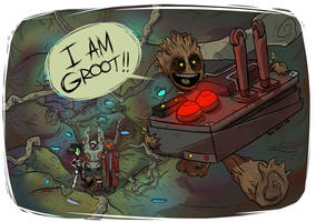 Guardians of the Galaxy vol. 2 by totalnonsense89